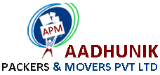 Aadhunik packers and movers Pvt. Ltd.