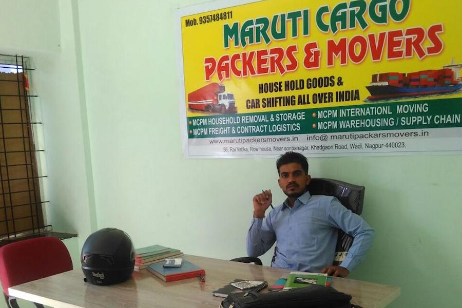 Office Photo 3 of Maruti Cargo Packers And Movers