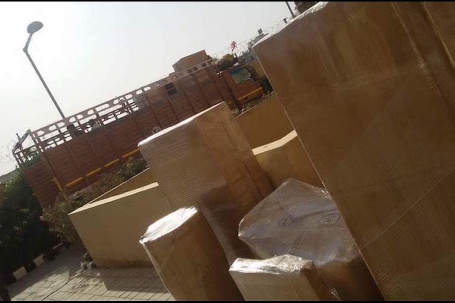 Office Photo 3 of Sanskar Packers And Movers