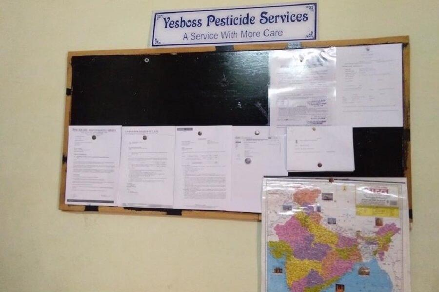 Profile Photo of Yesboss Pesticide Services