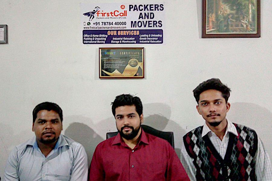 First Call Packers And Movers of First Call Packers And Movers Private Limited