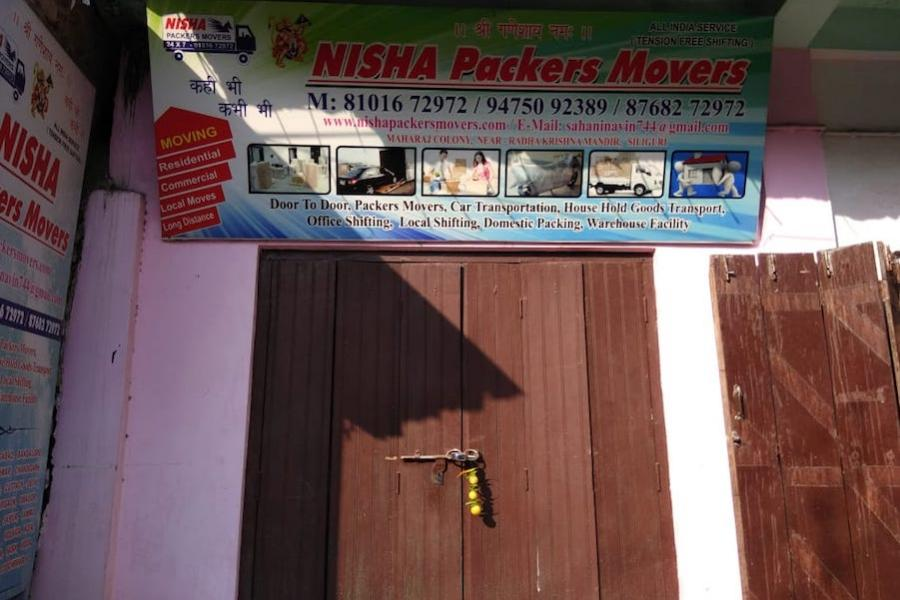 Office Photo of Nisha Packers Movers