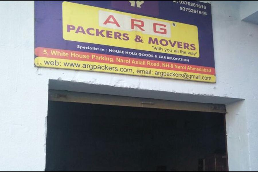 Office Photo of ARG Packers & Movers