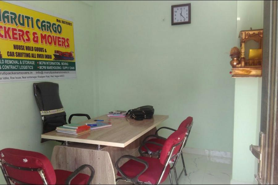 Office Photo 2 of Maruti Cargo Packers And Movers