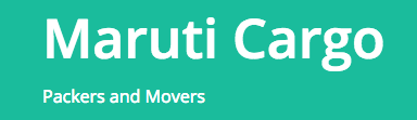 Maruti Cargo Packers And Movers