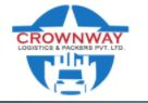Crownway Logistics And Packers Pvt. Ltd.